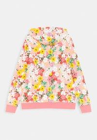 adidas Originals - FLORAL TREFOIL HOODIE - Sweatshirt - trace pink/multicolor/black - 1