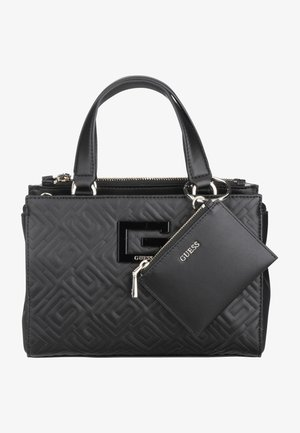 JANAY SMALL SOCIETY SATCHEL SET - Handtas - black