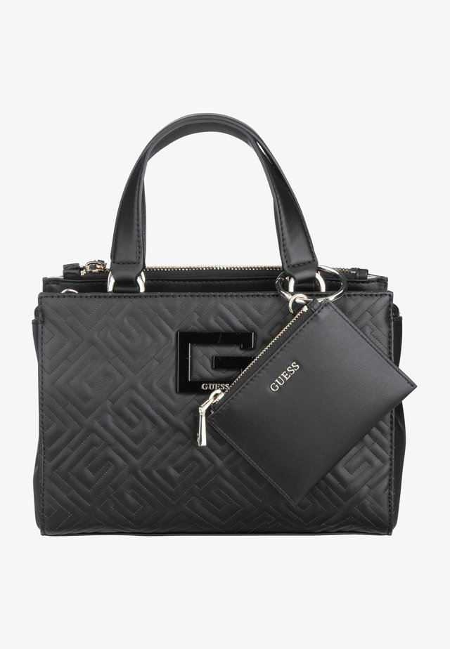 JANAY SMALL SOCIETY SATCHEL SET - Sac à main - black