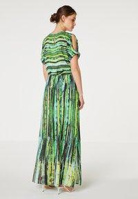 Paz Torras - Maxi dress - verde - 1