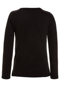 Guess - Long sleeved top - jet black/frost - 1