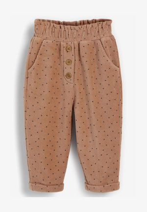 Shorts di jeans - light brown