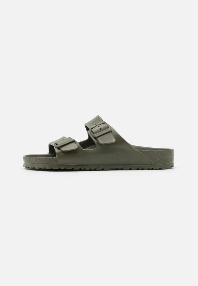 ARIZONA - Pool slides - khaki