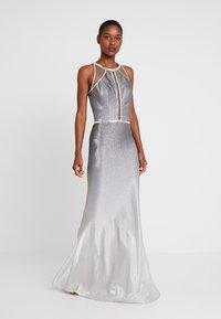 Luxuar Fashion - Společenské šaty - grau/silber - 0