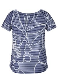 LeComte - Print T-shirt - blau - 1