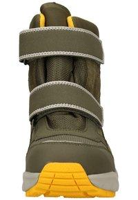 Superfit - Winter boots - grün/gelb 7000 - 3
