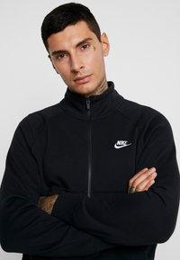 Nike Sportswear - SUIT SET - Tuta - black/white - 5