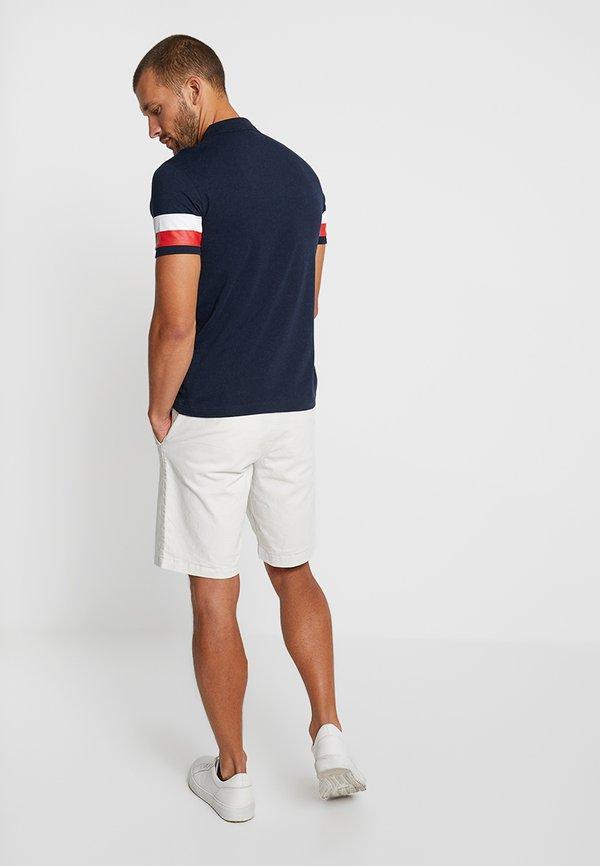 Pier One Koszulka polo - dark blue/granatowy Odzież Męska VCXT