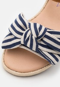 Friboo - Sandals - dark blue - 5