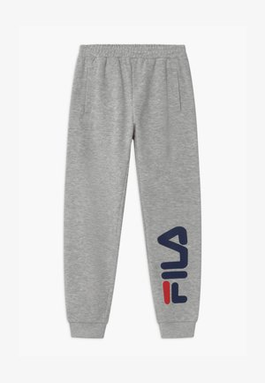 PATRIZIA LOGO UNISEX - Jogginghose - light grey melange