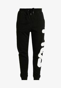 Fila Petite - PUREPANTS - Spodnie treningowe - black - 4
