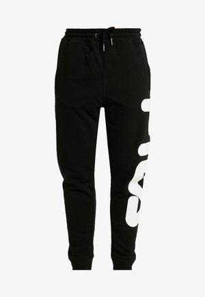 PUREPANTS - Tracksuit bottoms - black
