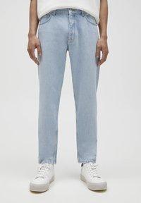 PULL&BEAR - STANDARD  - Jeans straight leg - light blue - 0