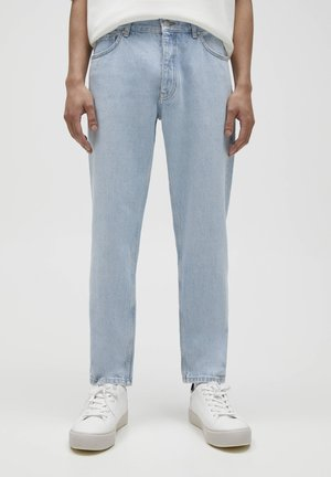 STANDARD  - Jeans straight leg - light blue