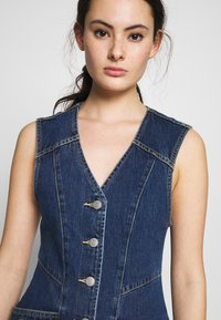 Neuw - ETTA DRESS - Denim dress - dark-blue denim - 3