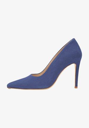 DENIM DASH - Hoge hakken - blue