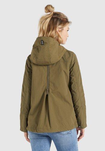 ZAHIRA2 - Light jacket - khaki