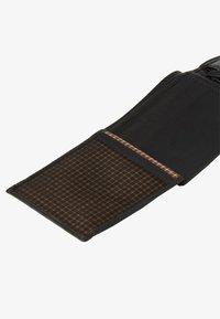 TOM TAILOR - BAGS HOCHWERTIGES LEDER-PORTEMONNAIE - Wallet - black - 3