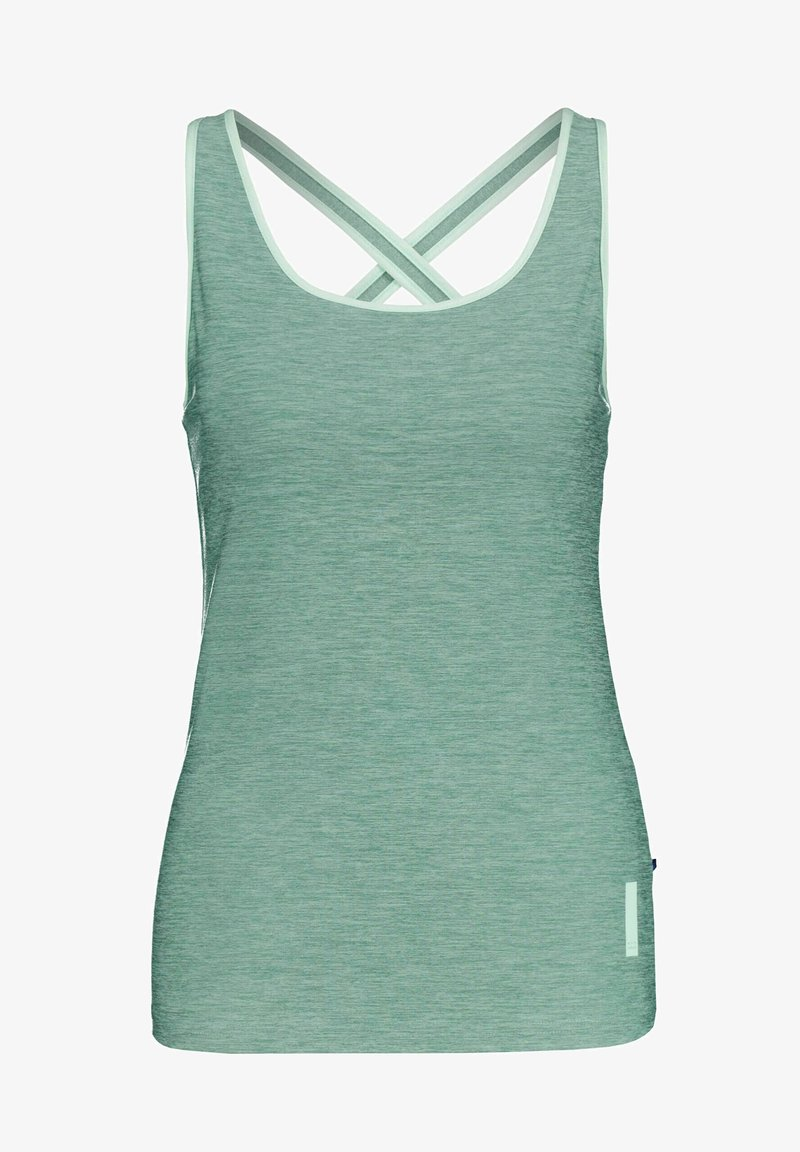 Kaikkialla - Kohlo - Sports shirt - grün
