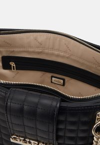 Guess - MATRIX ELITE CARRYALL - Handbag - black - 2