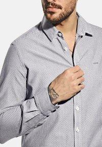 Emilio Adani - MIT FEINER STRUKTUR - Shirt - blau - 3