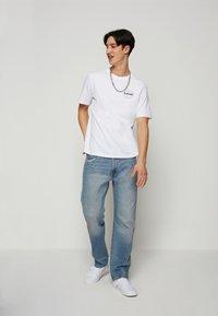 Levi's® - 551Z AUTHENTIC STRAIGHT - Jeans straight leg - dark indigo worn in - 1