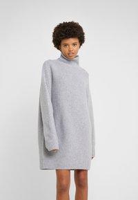 DRYKORN - DIDINA - Strikket kjole - grau - 0