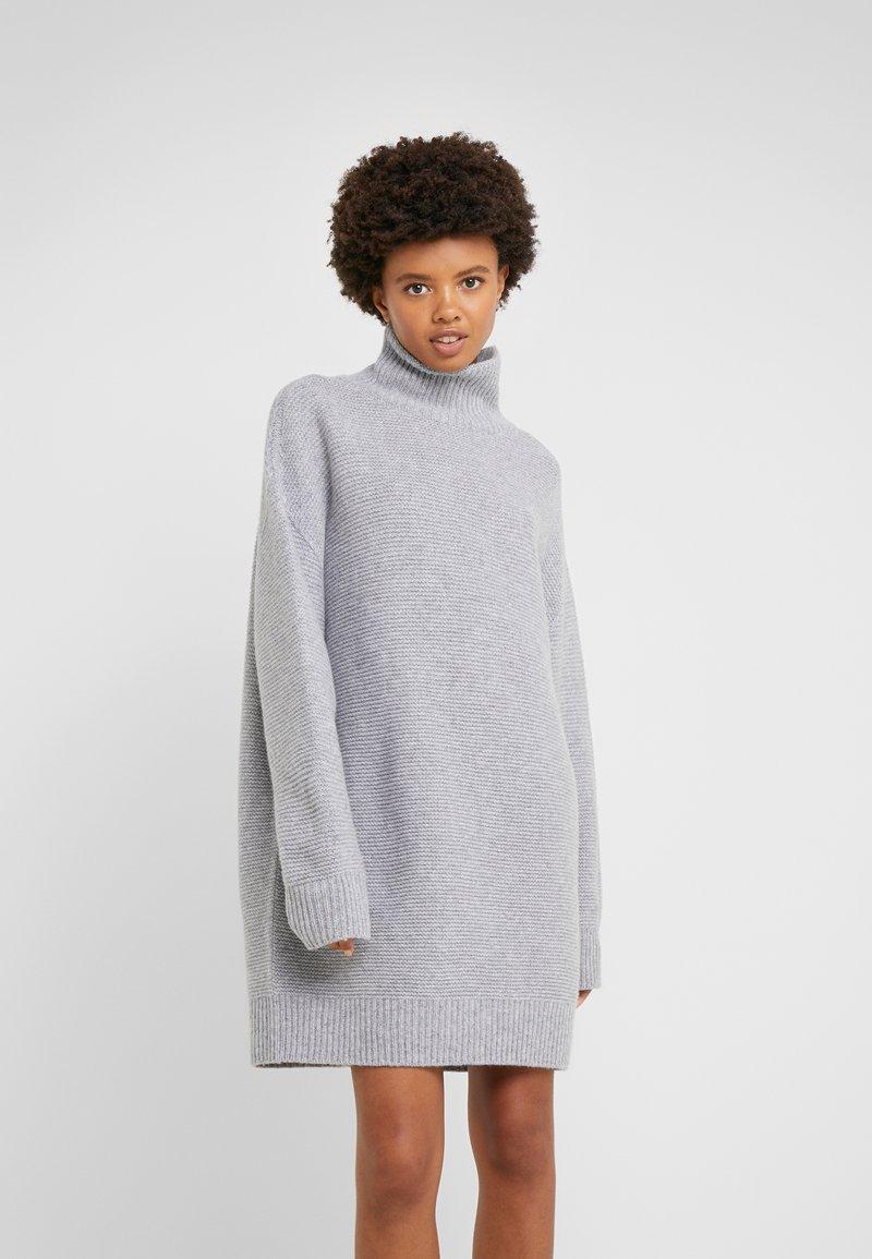 DRYKORN - DIDINA - Strikket kjole - grau