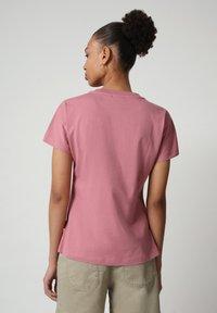 Napapijri - SALIS - Basic T-shirt - mesa rose - 1