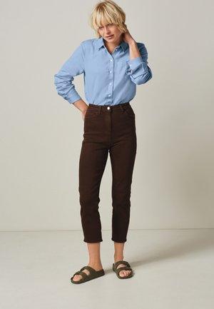 CASUAL BOYFRIEND  - Button-down blouse - blue