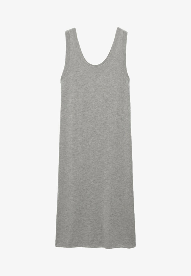 Massimo Dutti - Day dress - light grey
