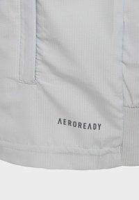 adidas Performance - GERMANY PRESENTATION TRACK TOP - Training jacket - grey - 3