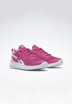 REEBOK RUSH RUNNER 3 SHOES - Zapatillas de running estables - pink