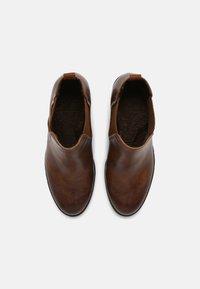 Marco Tozzi - Ankle boots - cognac antic - 4