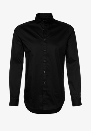 STEEL SLIM FIT - Formal shirt - black