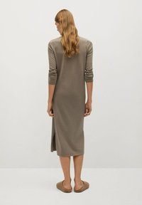 Mango - SOFA-A - Jumper dress - beige - 2