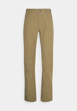 SVALBARD PANTS - Trousers - elmwood