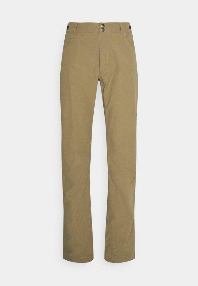 SVALBARD PANTS - Trousers - elmwood