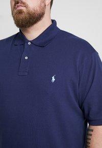 Polo Ralph Lauren Big & Tall - BASIC - Polo shirt - newport navy - 4