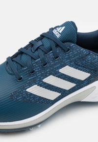 adidas Golf - ZG21 MOTION - Golf shoes - crew navy/footwear white/focus blue - 5