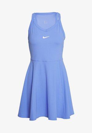 DRY DRESS - Sukienka sportowa - royal pulse/white