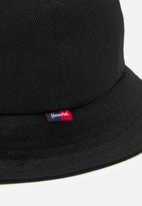 Herschel - HENDERSON UNISEX - Hat - black - 4
