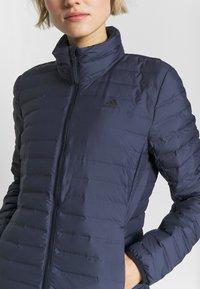 adidas Performance - VARILITE SOFT - Down jacket - legink - 4