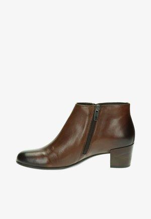 SHAPE M  - Classic ankle boots - cognac