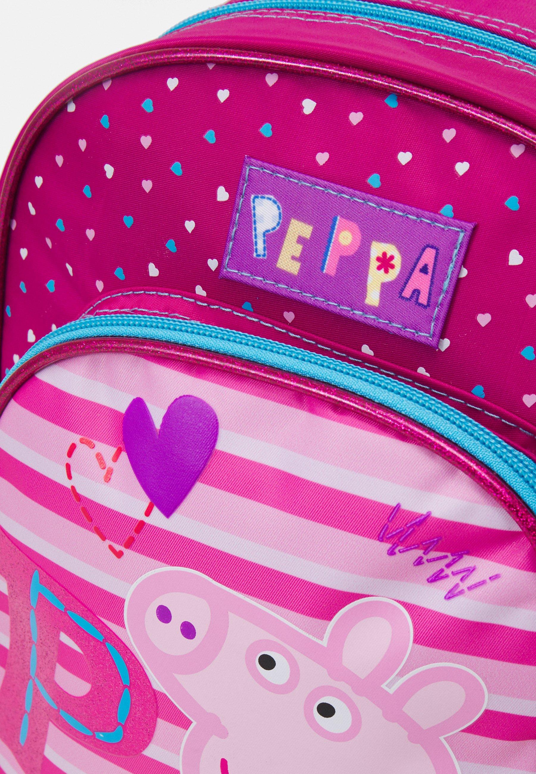 Kids BACKPACK PEPPA PIG BE HAPPY - Rucksack