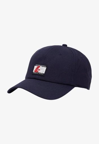 Keps - navy/wht