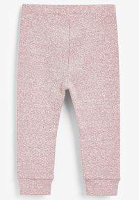 Next - Teplákové kalhoty - lilac - 1