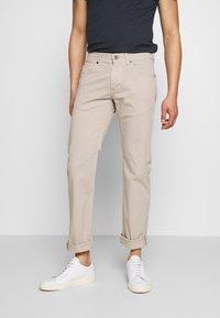 Baldessarini - JACK - Trousers - beige - 0