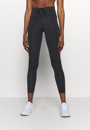 Leggings - jet black
