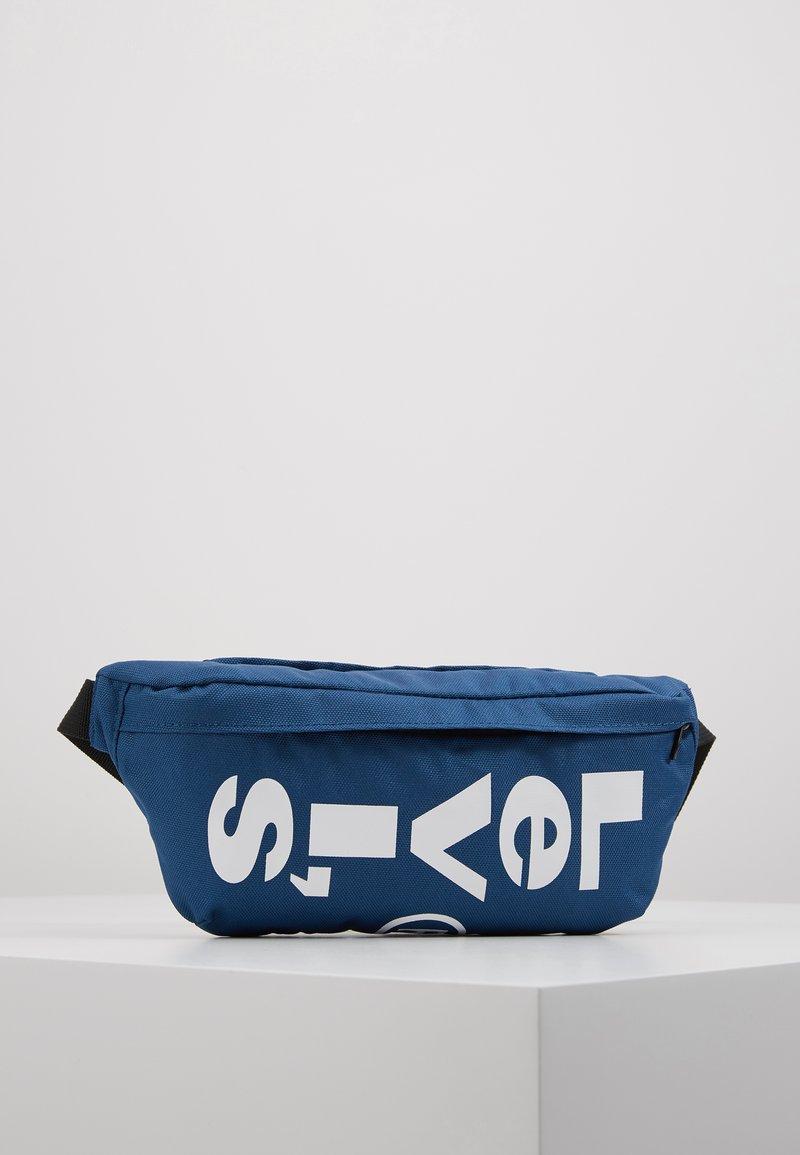 Levi's® - BANANA SLING - Bæltetasker - navy blue